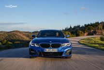 2020 BMW 3 Series Front View