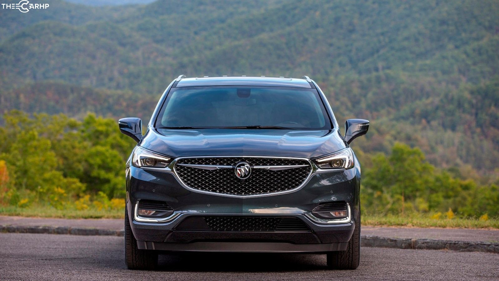 2021 Buick Enclave Front View