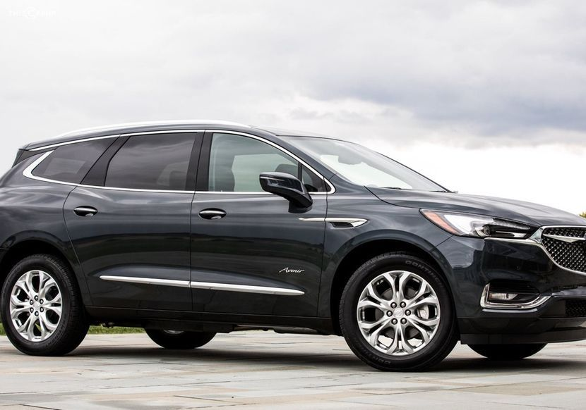2021 buick enclave price review ratings and pictures