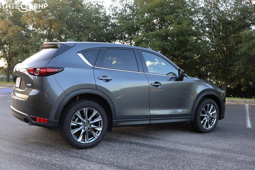 2020 Mazda CX-5 SUV Rear View