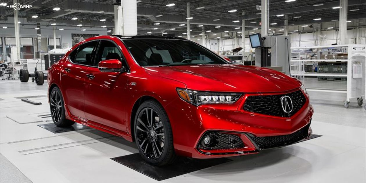 2021 acura tlx review expected release date prices mpg